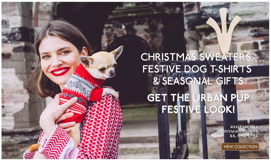 View Urban Pup Christmas Collection