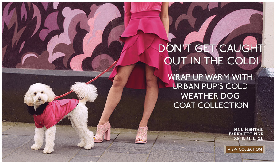 View Urban Pup Autumn / Winter Dog Coats