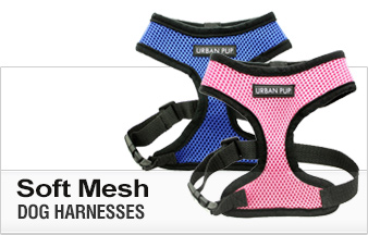 Soft Mesh Dog Harnesses