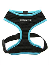 Active Mesh Neon Blue Harness - Get fit, stay safe, stay seen. Treat your training buddy to an attractive new Active Mesh Harness with a dash of sporty neon to compliment your keep fit gear. But also great for regular walkies.High visibility Active Mesh Neon Harnesses provide the ultimate in comfort and safety, featuring a breatha...