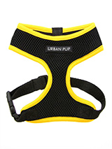 Active Mesh Neon Yellow Harness - Get fit, stay safe, stay seen. Treat your training buddy to an attractive new Active Mesh Harness with a dash of sporty neon to compliment your keep fit gear. But also great for regular walkies.High visibility Active Mesh Neon Harnesses provide the ultimate in comfort and safety, featuring a breatha...