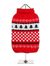 Red / White Snowball Sweater - Christmas jumpers have never been so cool and the best part is that you don't even have to wait until Christmas to enjoy one. Our Red / White Snowball Sweater has a gorgeous Christmas tree and snowball design. Finished with an on trend high neck and elasticated sleeves to ensure a great fit from fro...