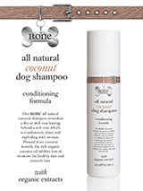 All Natural Chocolate & Vanilla Dog Shampoo (300ml) - Our all natural chocolate & vanilla shampoo features beneficial organic cocoa which is rich in protective, antioxidant flavonoids. Contains wheat protein which has conditioning, moisturising and protective properties to make the hair look shinier and feel softer and vanilla extract which helps preve...