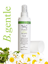 All Natural Sweet Chamomile Dog Spritz (200ml) - Our all natural sweet chamomile spritz spray is used to refresh and condition coats leaving them smooth & silky with the sweet scent of chamomile. Contains wheat protein which has conditioning, moisturising and detangling properties to make the hair look shinier and feel softer. Chamomilla recutita...