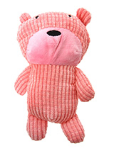 Pink Cuddle Bear Toy - Everyone likes a cuddle and as you can't be there all the time then the next best thing to keep you bestie content is their very on Cuddle Bear. Having said that we all know that dogs will be dogs and if Cuddle Bear has to take a bit of throwing around then he is up for that as well. This toy will p...