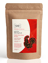 55% Chicken, Sweet Potato & Herbs - Premium Grain Free Adult Dog Food (1.5kg bag) - B.one premium hypoallergenic grain free dog food is no ordinary dog <br />food. We avoid ingredients that are known to cause allergies and <br />itching <br />such as grains, cereals, artificial flavourings and colourings to <br />produce a tasty hypoallergenic food. It contains a delicious blend of...