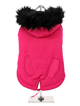 Mod Fishtail Parka Hot Pink - Mod fashion began in London in the early 1960's and spread throughout the country and then worldwide. It has never really gone away and is enjoying a revival today as a subculture. No self respecting mod would be seen without his or her signature parka so as a tribute to those fashion trail blazers...