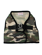 Camouflage Soft Mesh Velcro Secure Vest Harness - Our Urban Pup Camouflage Soft Mesh Velcro Secure Vest Harness has been designed by Urban Pup to provide the ultimate in comfort and safety. It features a breathable material for maximum air circulation that helps prevent your dog overheating and is held in place by a secure clip in action. The soft...