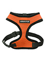 Burnt Orange Soft Harness