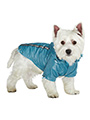 Teal Blue Rainstorm Rain Coat