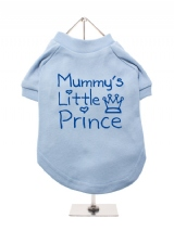 ''Mummys Little Prince'' Dog T-Shirt