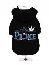 ''Le Petit Prince'' Fleece-Lined Dog Hoodie / Sweatshirt