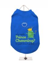 ''Prince Charming?'' Harness-Lined Dog T-Shirt