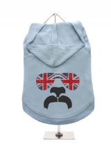 ''GB: Shades and Tash'' Dog Hoodie / T-Shirt