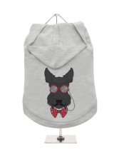 ''Humanimals: Scottish Terrier'' Dog Hoodie / T-Shirt