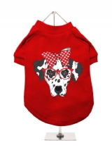 ''Humanimals: Adorable Dalmation'' Dog T-Shirt