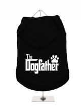 ''The Dogfather'' Dog Hoodie / T-Shirt