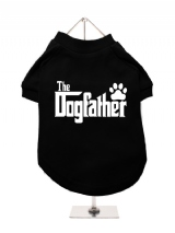 ''The Dogfather'' Dog T-Shirt