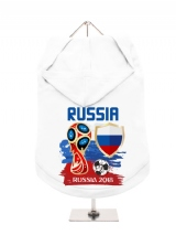 ''World Cup 2018: Russia'' Dog Hoodie / T-Shirt