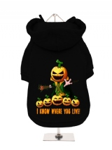 ''Halloween: Pumpkin Head'' Fleece-Lined Sweatshirt
