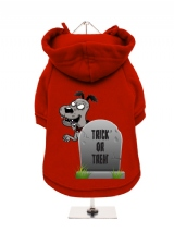 ''Halloween: Tombstone Trick or Treat'' Fleece-Lined Sweatshirt