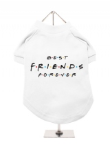 ''Best Friends Forever'' Dog T-Shirt