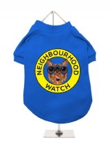 ''Neighbourhood Watch'' Dog T-Shirt