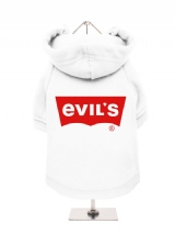''Halloween: Evils'' Fleece-Lined Dog Hoodie / Sweatshirt