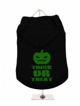 ''Halloween: Trick or Treat'' Dog Hoodie / T-Shirt