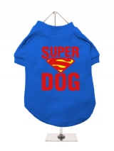 ''Super Dog'' Dog T-Shirt