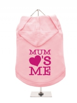 ''Mothers Day: Mum Loves Me'' Dog Hoodie / T-Shirt