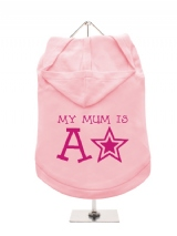 ''Mothers Day: My Mum is a Star'' Dog Hoodie / T-Shirt