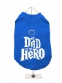 ''My Dad is My Hero'' Harness T-Shirt