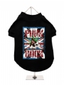 ''UK Punk Rock'' Dog T-Shirt