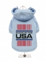 ''Made in the USA #1'' Dog Sweatshirt