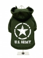 ''U.S. Army'' Dog Sweatshirt