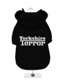 ''Yorkshire Terror'' Dog Sweatshirt