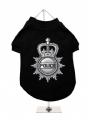 ''British Police'' Dog T-Shirt
