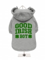 ''St. Patrick: Good Irish Boy'' Dog Sweatshirt