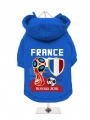 ''World Cup 2018: France'' Dog Sweatshirt