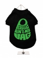 ''Plastic Aint My Bag'' Dog T-Shirt