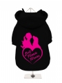 ''Best Friends Forever Heart'' Dog Sweatshirt