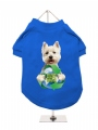 ''Recycle Reduce Reuse'' Dog T-Shirt