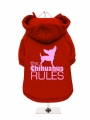 ''The Chihuahua Rules'' Dog Sweatshirt