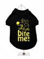 ''Bite Me'' Dog T-Shirt