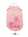 ''Worlds Cutest Yorkie'' Harness T-Shirt