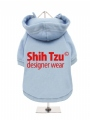 ''Shih Tzu Designer Wear'' Dog Sweatshirt