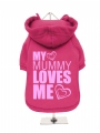 ''My Mummy Loves Me'' Dog Sweatshirt
