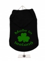 ''St. Patrick: Made In Ireland'' Dog Hoodie