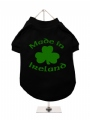 ''St. Patrick: Made In Ireland'' Dog T-Shirt